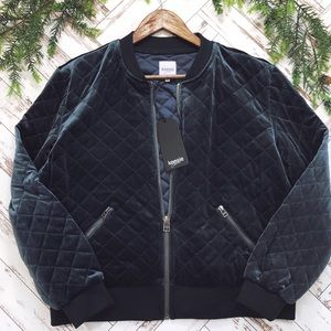 Tess Diamond Quilted Jacket